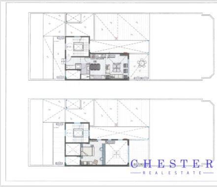 Atico en Venta de 108 m² en La Salut, Gràcia - Chester Real Estate